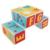 Cub interactiv magic cu activitati, cifre si litere- Iepure - Ludi