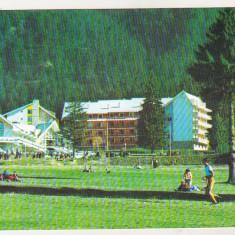 Bnk cp Poiana Brasov - Hotel Teleferic - circulata, Printata