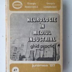 Neurologie in mediul industrial/ghid practic/Gh. Pendefunda*G. Sandulescu