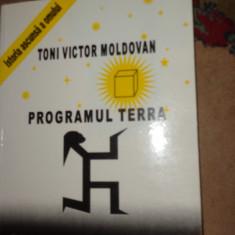 Programul terra an 1998/379pag- Toni Victor Moldovan