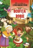 Cumpara ieftin Scufita Rosie - Stiu sa citesc cu litere mari de tipar!, Aramis