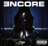 CD Eminem ‎– Encore, original, holograma