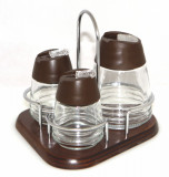 Set solnite 3 piese suport le 015466, Cafea