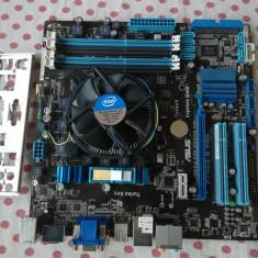 Kit Asus P7H55-M PRO cu procesor I7 870 socket 1156.
