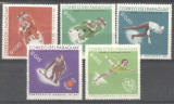 Paraguay 1966 Sport, Olympics, MNH A.138