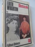Obstacole -  Edith Wharton