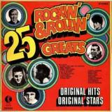 25 Rockin' & Rollin' Greats
