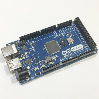Arduino Mega ADK 2560 pentru Android + cablu USB (a.542) foto