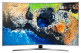 Televizor LED Curbat Smart Samsung, 138 cm, 55MU6502, 4K Ultra HD, Smart TV