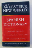 SPANISH DICTIONARY - WEBSTER ' S NEW WORLD , 2003