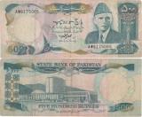 1986, 500 rupees (P-42a.5) - Pakistan!