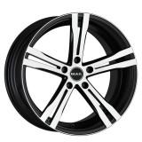 Jante BMW Seria 3 Staggered 10J x 20 Inch 5X120 et40 - Mak Xcave-r Superdark Mirror - pret / buc