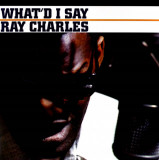 Ray Charles Whatd I Say LP (vinyl)