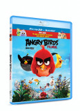 Angry Birds: Filmul / The Angry Birds Movie - BLU-RAY 3D+2D Mania Film