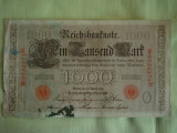 1000 Mark / Marci 1910 GERMANIA / 1