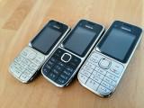 Nokia C2-01, Galben, Neblocat