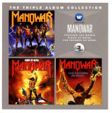 Manowar The Triple Album Collection (3cd)