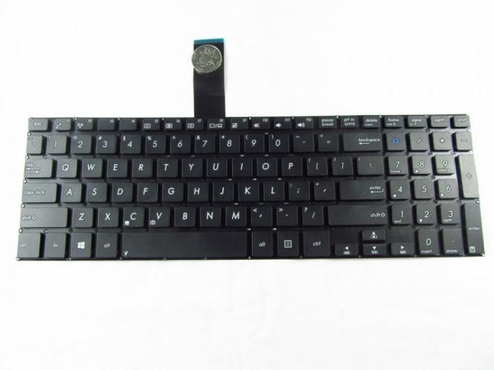 Tastatura Laptop Asus K551L us neagra fara rama