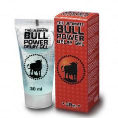 Bull Power Gel Impotriva Ejacularii Precoce -30 ml