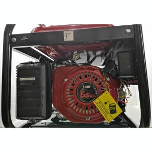Generator Curent - PowerTech PT6500WE - 12/220/380V - Pornire la CHEIE