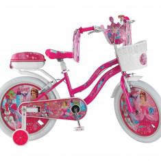 "Bicicleta copii UMIT Princes , culoare roz , roata 20"" , otelPB Cod:2008000000"