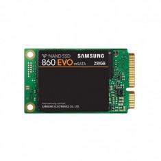 Ssd samsung 250gb 860 evo retail msata r/w speed: 550/520mb/s 7mm