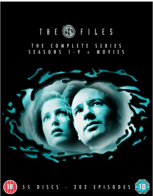 FILM SERIAL The X Files - Complete Seasons 1-9 BoxSet Sigilat foto