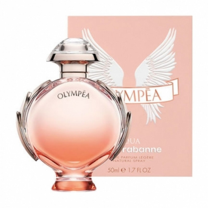 Apa de parfum Femei, Paco Rabanne Olympea Aqva Legere, 50ml