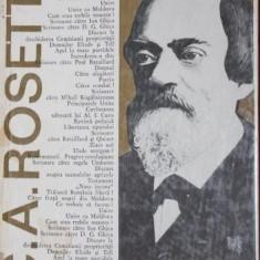 GANDITORUL OMUL - C . A . ROSETTI