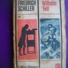 HOPCT  WILHELM TELL / FRIEDRICH SCHILLER  - 1972 / 225   PAGINI