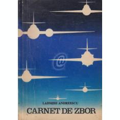 Carnet de zbor (Ed. Militara)