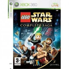 Lego Star Wars The Complete Saga XB360