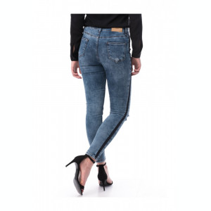 Jeans Line Albastru