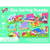 Set 6 puzzle Animalute jucause Galt, 18 luni+