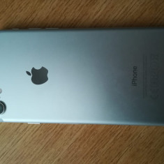 Iphone 7 32GB silver neverlock (microfon defect)