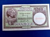 Bancnote România - 20 lei 1947-1950 - Filigran MF vertical - seria 435113