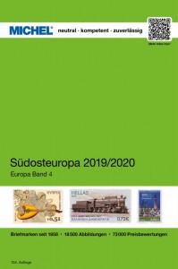 Katalog Michel vol. 4 - Sudosteuropa , 2019/2020