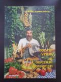 BUCATE SI VINURI ROMANESTI - Radu Anton Roman