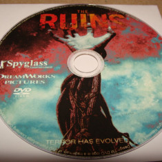 DVD - The ruins