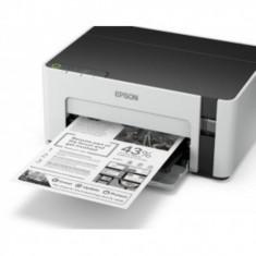 Imprimanta Epson M1120, Inkjet, Monocrom, Format A4, Wi-Fi