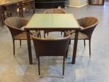 Masa si scaune de terasa