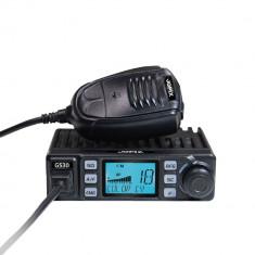 Aproape nou: Statie radio CB JOPIX GS30 40 CH AM/FM 12-24V ASQ RF Gain ecran Multic