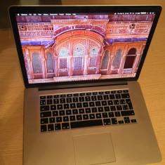 """MacBook Pro Retina 15"""" Quad-Core i7 2.3GHz/8GB/256GB SSD/GeForce GT 650M 1GB"""