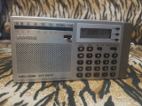RADIO+CALCULATOR FM/AM SIEMENS MELODIE RT 607 DEFECT.PRODUS IN JURUL ANULUI 1980, Analog, 0-40 W