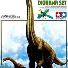 1:35 Brachiosaurus Diorama 1:35