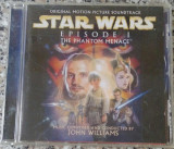 Cumpara ieftin CD John Williams – Star Wars Soundtrack - Episode I: The Phantom Menace