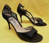 Argentina Pantofi tango negri High class NOI