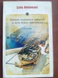 Povesti filozofice cretane si alte poezii din insule- Liviu Antonesei