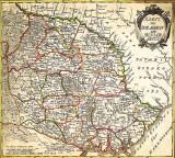 Harta Moldova 1788 |
