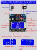 Controler oled incarcare baterii acumulatori solar charger 12V 24V 48V